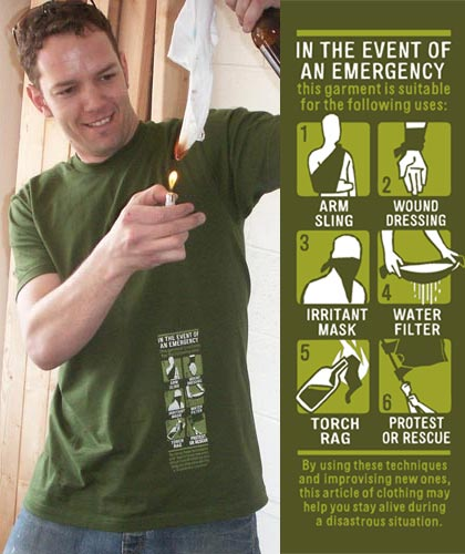 Emergency Tee