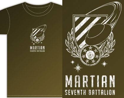 Martian Seventh Battalion