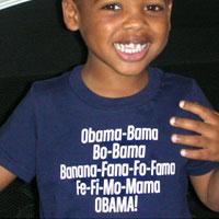 The Obama-Bama Tee