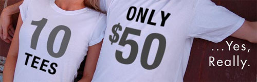 6 dollar shirts coupon 50