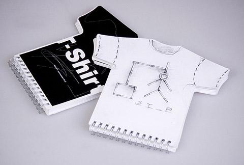 t-shirt pad