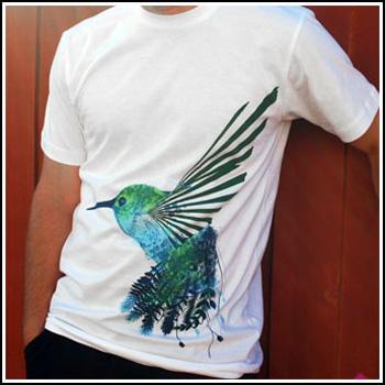 uneetee_hummingbird