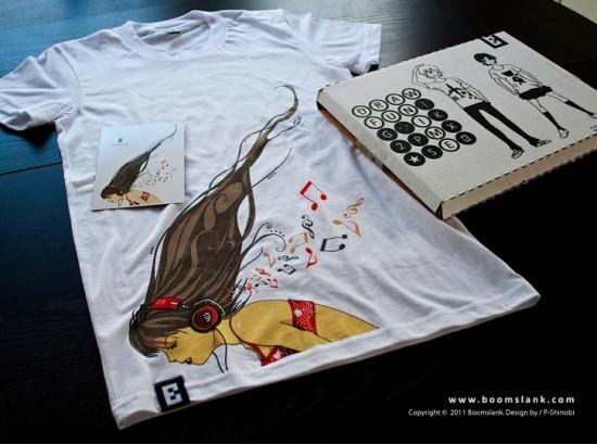 boomslank t-shirt