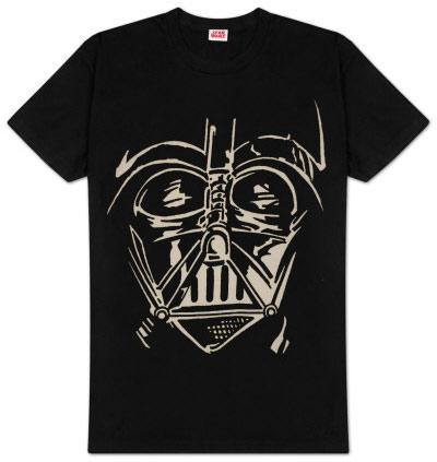 kids darth vader t-shirt
