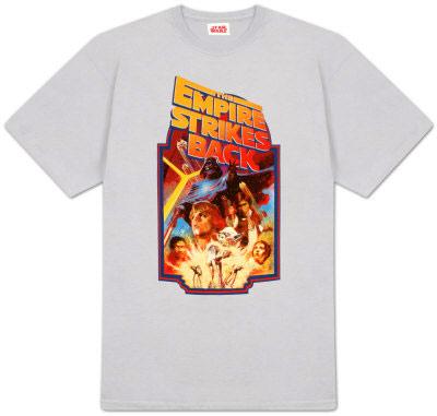 star wars t-shirt kids empire strikes back