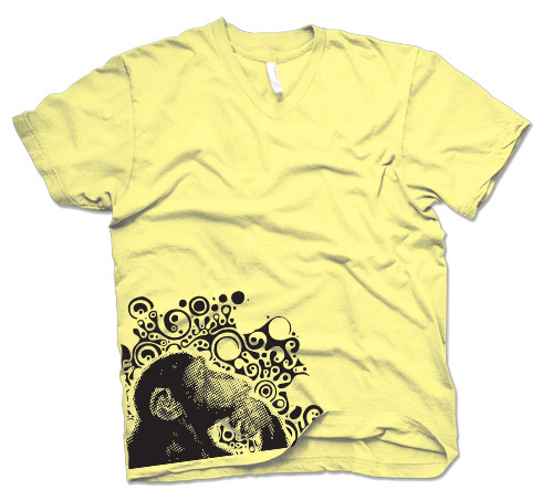 monkey brains tshirt