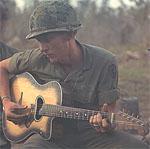 soldier guitar