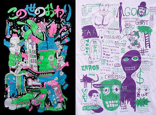 gucha gucha t-shirt 2