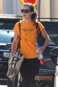 honey badger t shirt olivia wilde