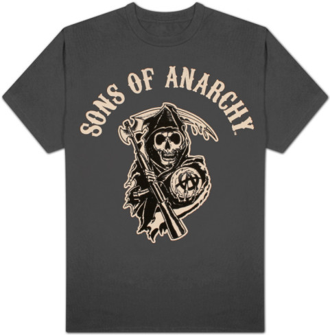 sons of anarchy tshirt