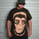 apes shall rule t-shirt