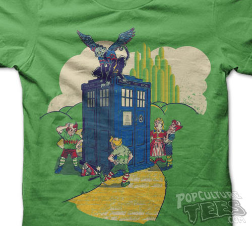 who killed wicked witch t-shirt