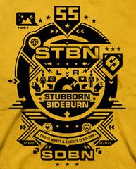 stbn emblem t-shirt