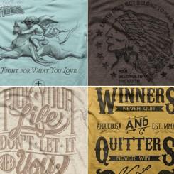 arquebus t-shirts