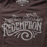 arquebus tshirt redemption
