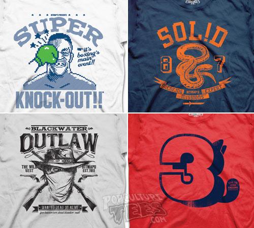 bitmapd t-shirts