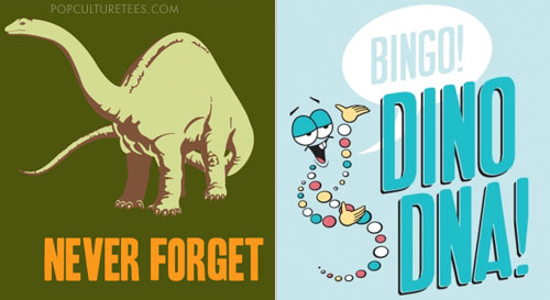funny dinosaur t-shirts