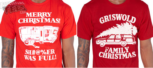 griswold national lampoon christmas t-shirts
