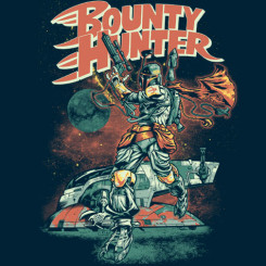star wars boba fett t-shirt