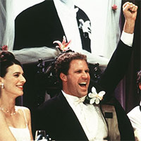 wedding ceremony will ferrell