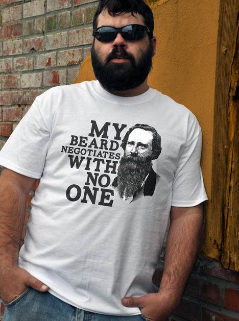 Star Auto Parts >> Fear the Beard - Funny Beard T-Shirts