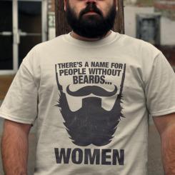 beard tshirt funny