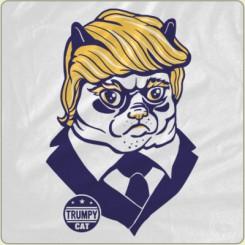 trumpy cat tshirt
