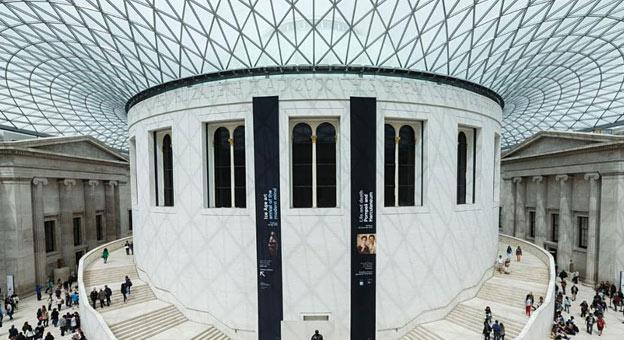 british museum visit