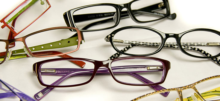 choose eyeglasses shape
